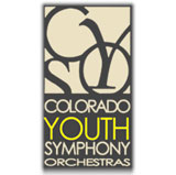Colorado Youth Symphony Orchestra Logo