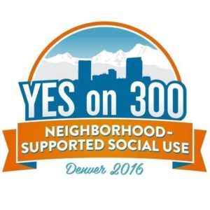Yes on 300 Logo- Cannabis Consumption